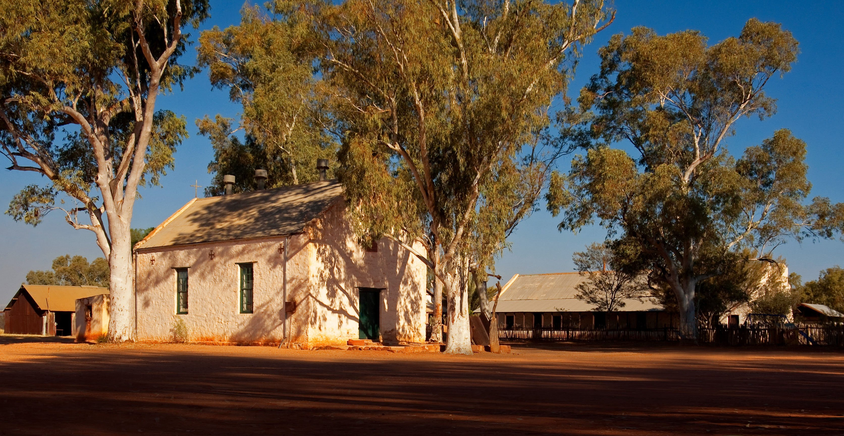 Hermannsburg near alice springs northern territory australia - Alice springs tourist office ...