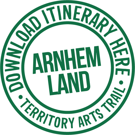 Download the Arnhem Land Arts Trail itinerary